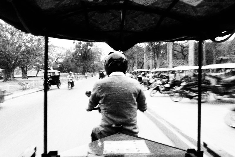 Lee, our Tuk Tuk driver