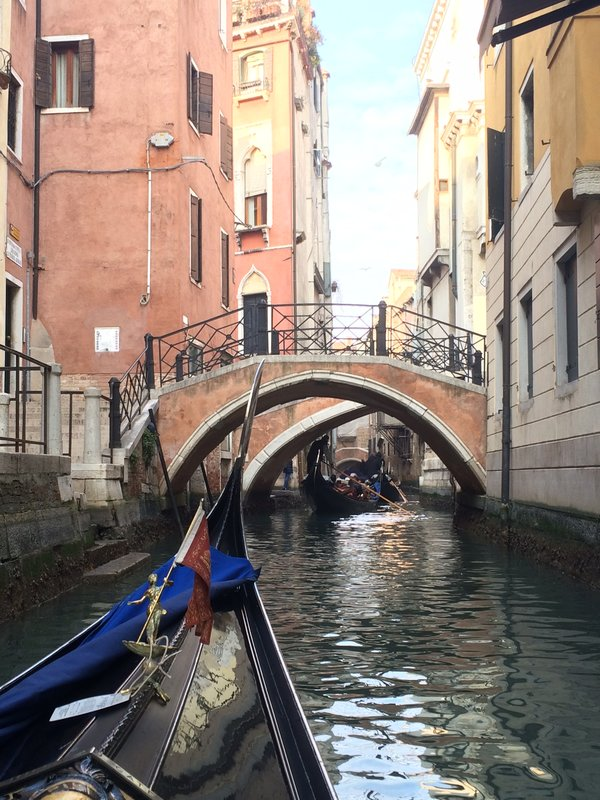 Venice Canal Cruise