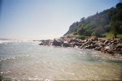 Crescent Head Beach