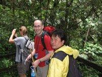 Summit Trail, Mt Kinabalu, Borneo