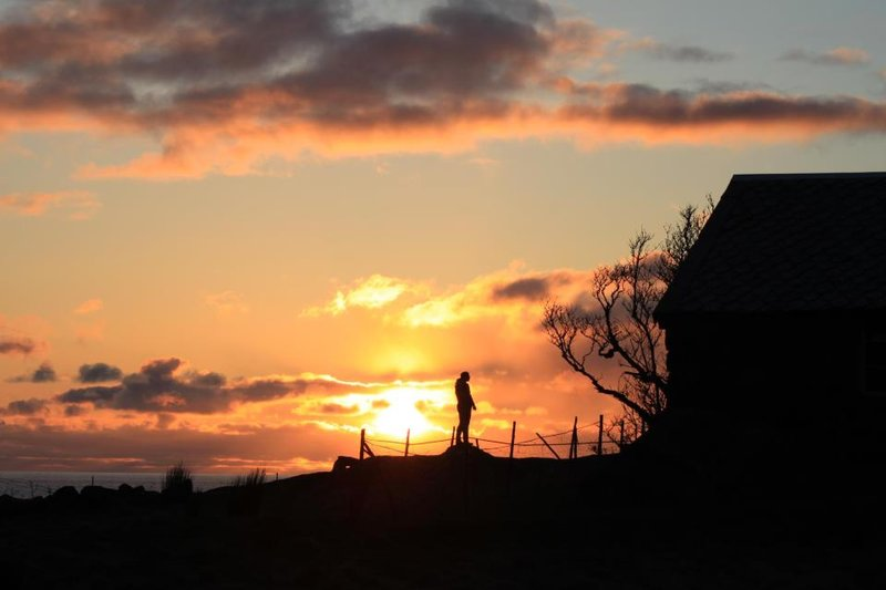 Sunset in Vestlandet