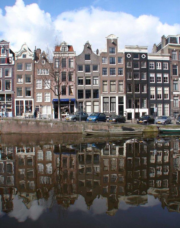 Singel Canal, Amsterdam