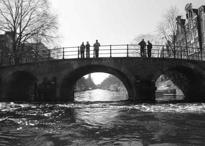 Bridge & Canal, Amsterdam
