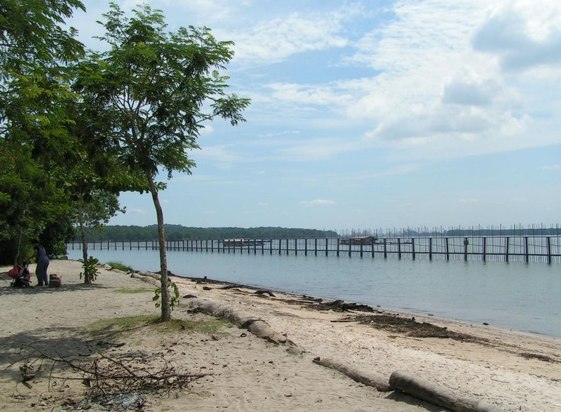 Pulau Ubin Island, Singapore