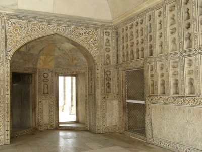 Palace room, Agra fort