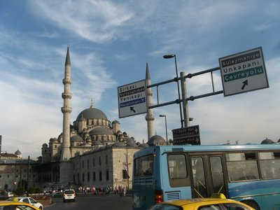 Yeni Jamii, Istanbul