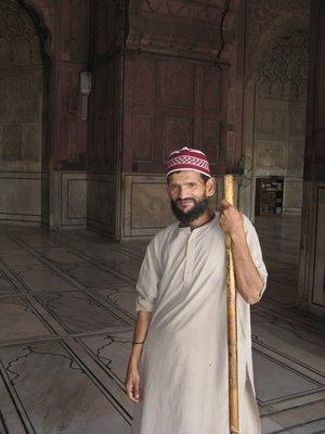 Pilgrim, Jama Masjid