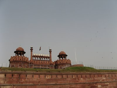 The Red fort, New Delhi