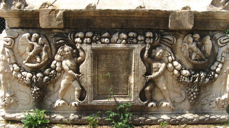 Roman tomb, Aphrodisias