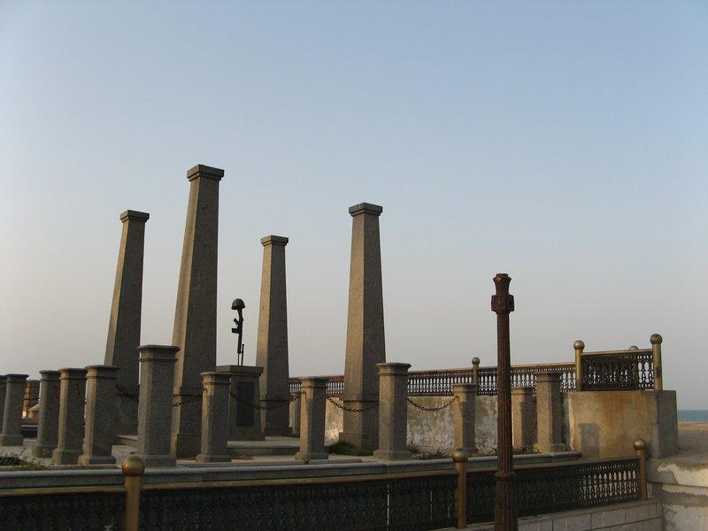 War Memorial, Pondicherry