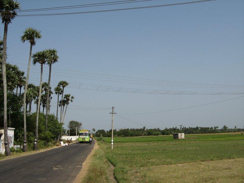 Countryroads, Tamil Nadu