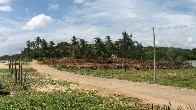 island highway, Tangalle