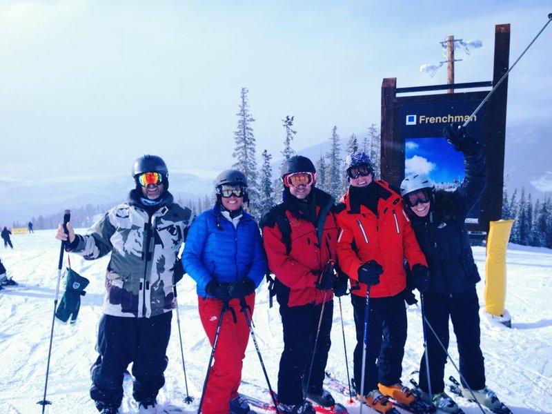 Skiing Keystone