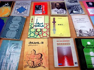 Dr Ali Shariati's Books