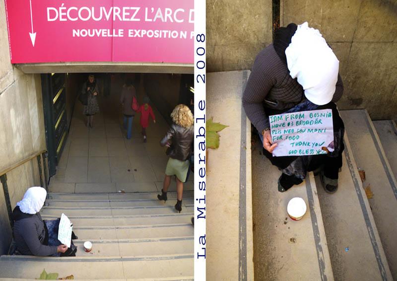 La Miserable 2008 - Paris