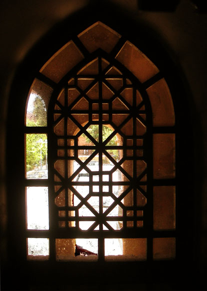 Gogad Caravansary- Thru the window