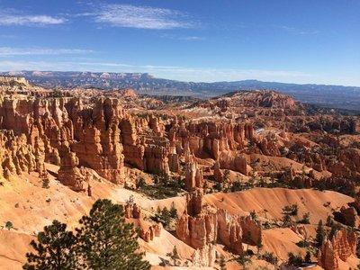 Bryce Canyon dans toute sa splendeur.