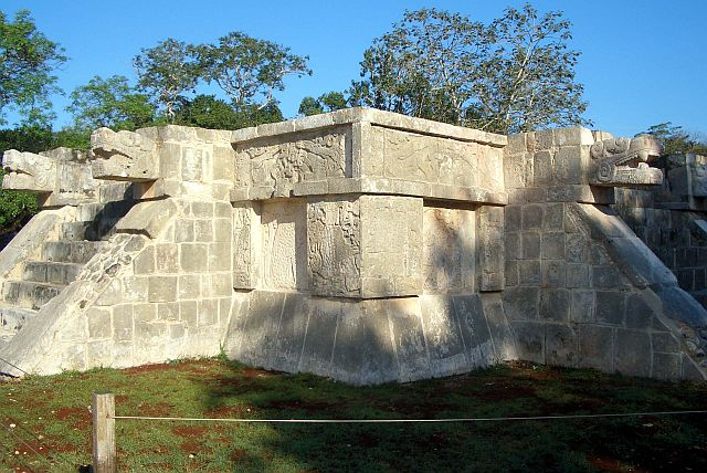 Chichen Itza - Templo del Jaguar