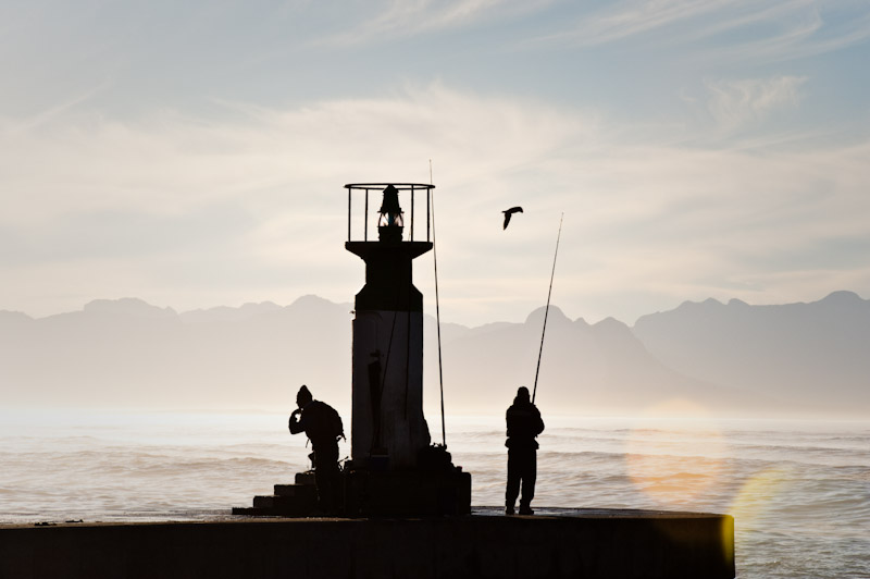 Fishermen, Kalkbay, South Africa