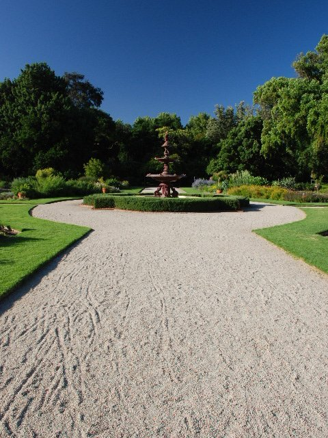 Botanic Gardens!