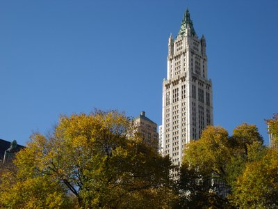 Woolworth building, Manhattan