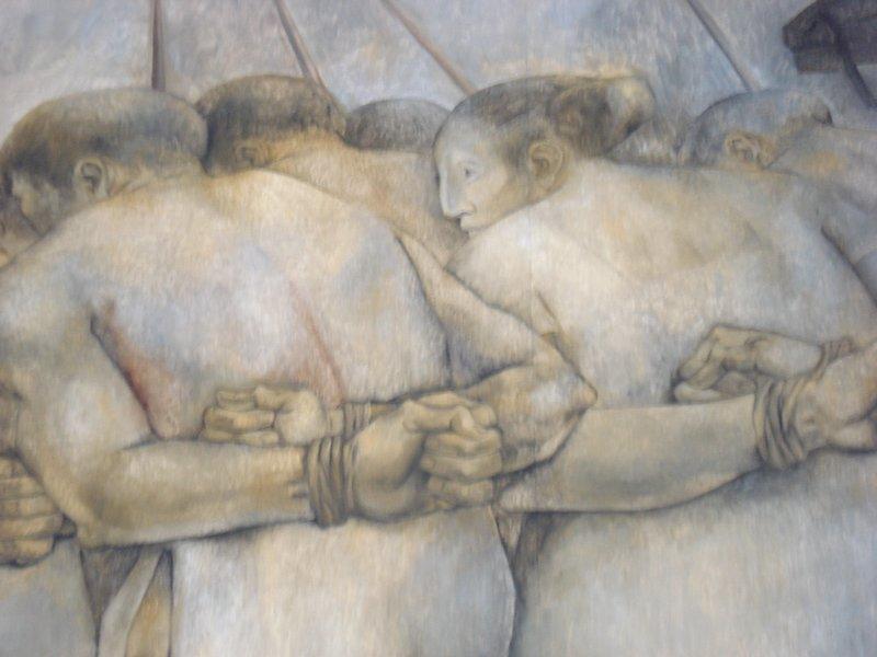 Mural in merida