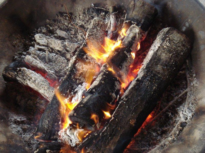 Fire, AR