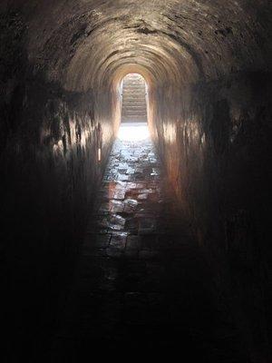 Passage sous-terrain