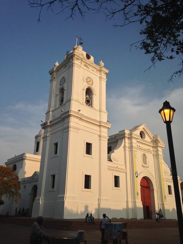 Cathédrale de Santa Marta