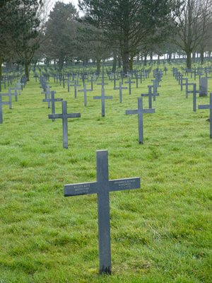 The German soldier's Cemetery
