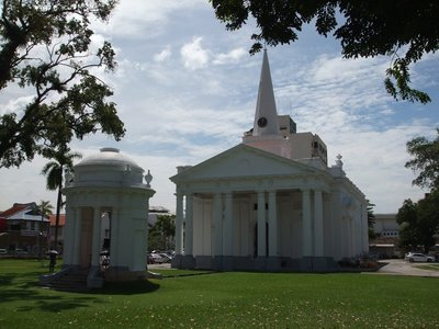 George Town - St. George's church