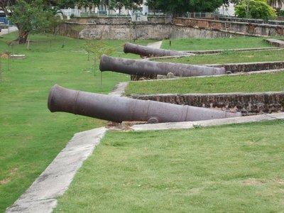 George Town Fort Cornwallis
