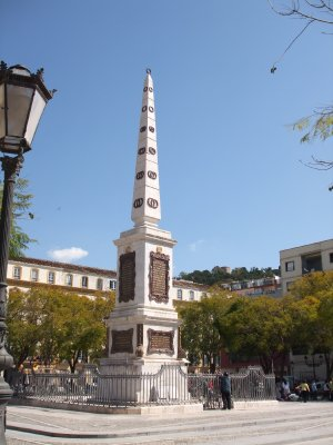 Malaga, Plaza de Merced