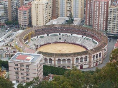 Malaga - Plaza de Toros