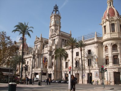 Valencia, City Hall