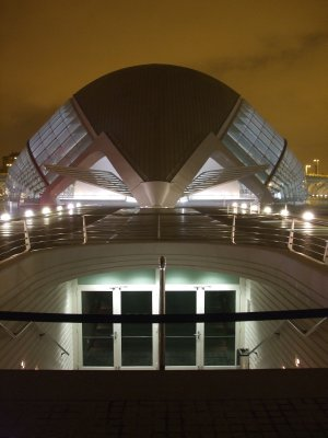 Valencia - City of Arts and Sciences - Hemisphere
