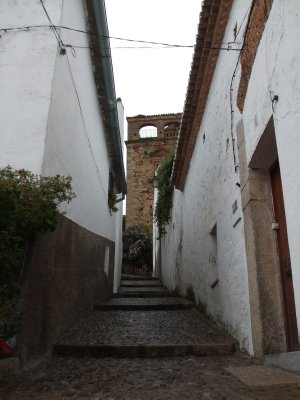 Cáceres - Old Town