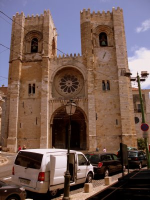 Lisbon - Se Cathedral