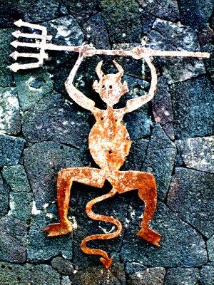 El Diablo - Timanfaya N.P. logo