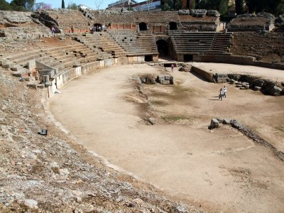 Merida, Roman Arena