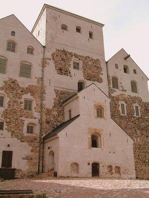 Finland, Turku Castle