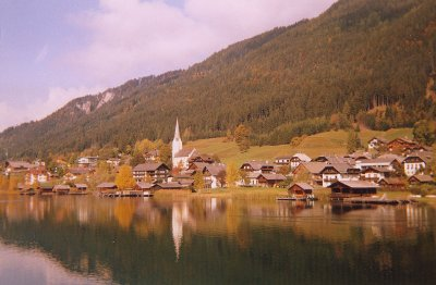 Techendorf am Weissensee, Kärtnen