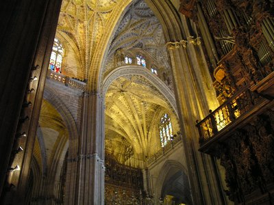 Sevilla, Cathedral