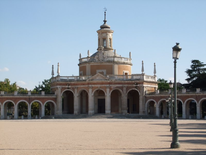 Aranjuez, Royal Chapel