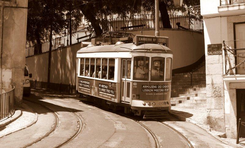 Lisbon - Tram