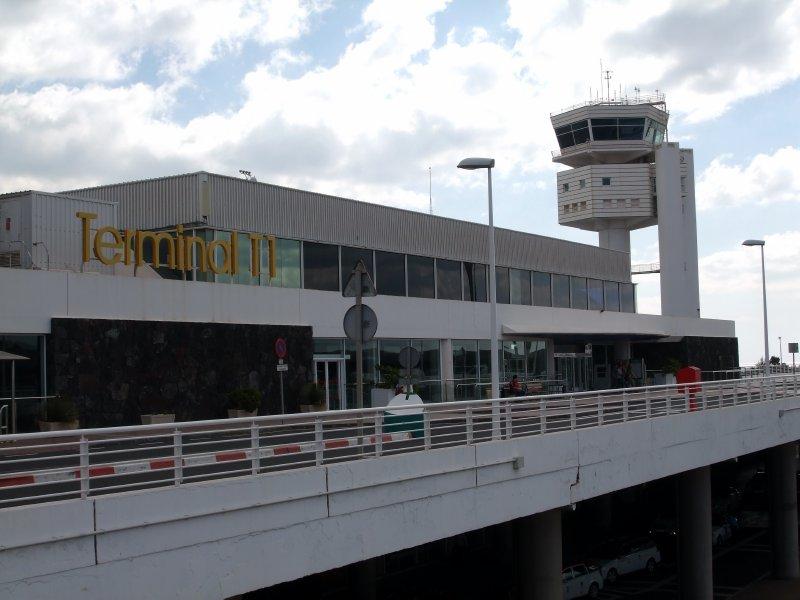 Lanzarote - Arrecife Airport