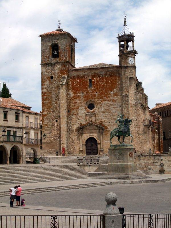 Trujillo, Iglesia San Martin