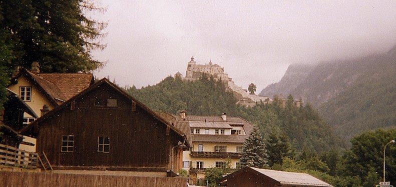 Werfen Castle