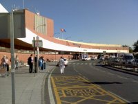 Madrid - Barajas Airport Terminal 2