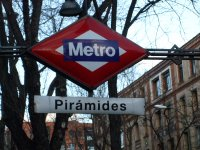 Madrid - Metro